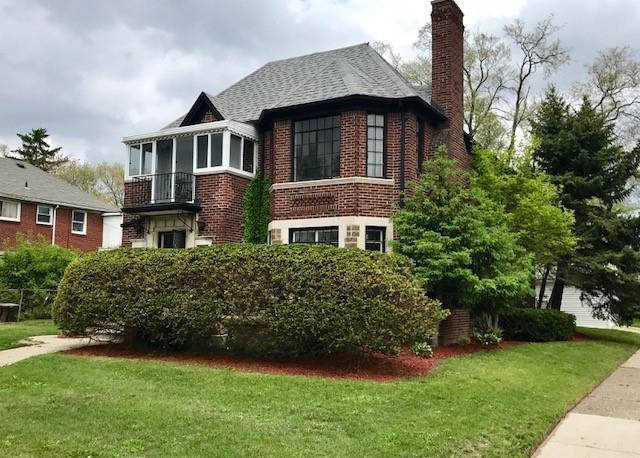 17300 Wisconsin Street, Detroit, MI 48221 (#218099557) :: Duneske Real Estate Advisors
