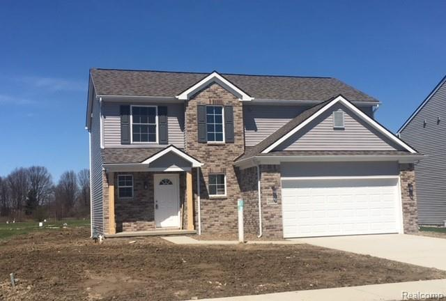 2050 Arbor Creek Drive, Frenchtown Twp, MI 48162 (MLS #218109717) :: The Toth Team
