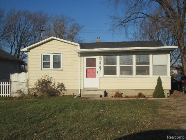 3283 6TH Street, Frenchtown Twp, MI 48162 (MLS #219003533) :: The Toth Team