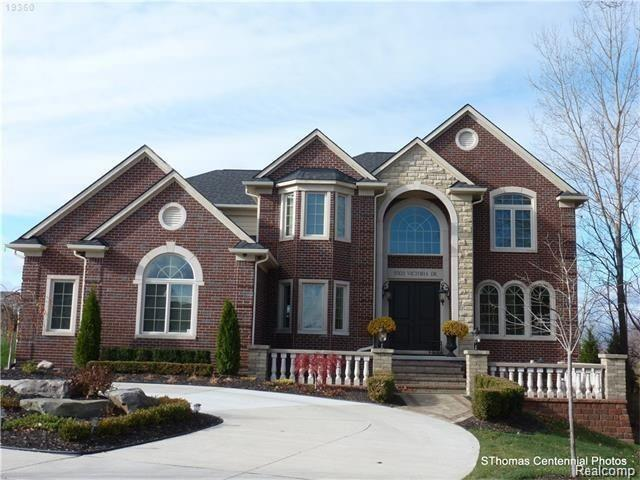 54040 Boardwalk Avenue, Novi, MI 48167 (#219005512) :: Duneske Real Estate Advisors