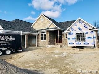 4456 Irene Drive, Saint Clair Twp, MI 48079 (#219006311) :: The Buckley Jolley Real Estate Team