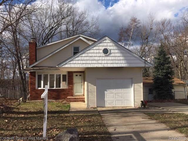 11568 Ember, Springfield Twp, MI 48350 (#219012917) :: The Buckley Jolley Real Estate Team