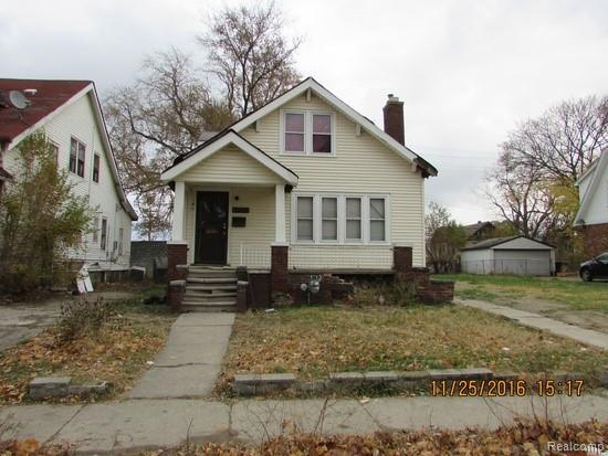 15922 Woodingham Drive, Detroit, MI 48238 (MLS #219014273) :: The Toth Team