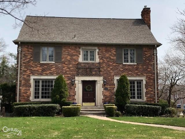 600 Lincoln, Grosse Pointe, MI 48230 (#58031373172) :: RE/MAX Nexus