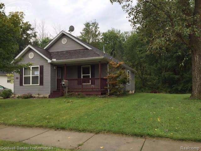 11419 Read Avenue, Mt Morris, MI 48458 (#219022549) :: The Buckley Jolley Real Estate Team