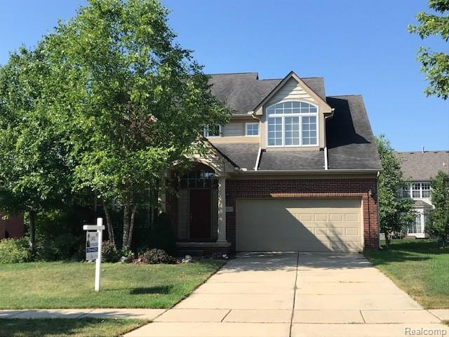 16227 Westminister Drive, Northville Twp, MI 48168 (#219028118) :: RE/MAX Classic