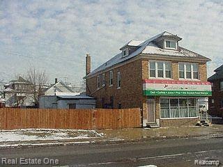 6004 Proctor Street, Detroit, MI 48210 (MLS #219028336) :: The Toth Team