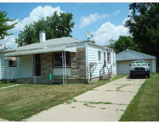 357 Dakota Avenue, Ypsilanti, MI 48198 (#543264420) :: Keller Williams West Bloomfield