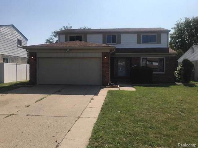27076 Sutherland Street, Southfield, MI 48076 (#219035257) :: The Buckley Jolley Real Estate Team