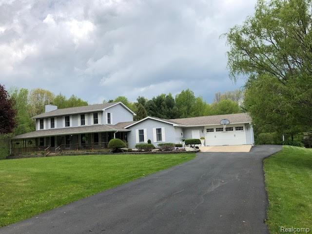 3250 Mason Road, Howell Twp, MI 48843 (#219047950) :: RE/MAX Nexus