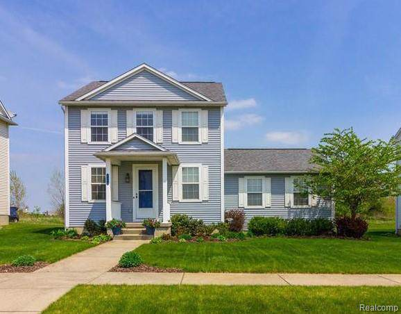 3461 Canterbury Street, Swartz Creek, MI 48473 (#219047956) :: RE/MAX Nexus