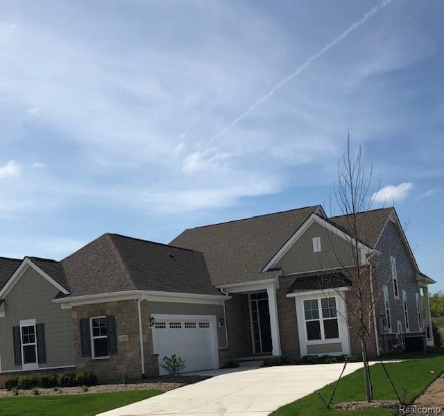 17105 Garden Ridge Lane #0033, Northville Twp, MI 48168 (#219048049) :: RE/MAX Classic