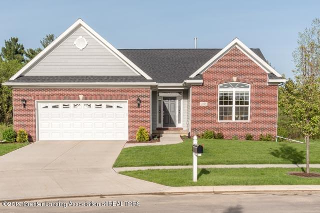 2415 Turning Leaf Lane, Meridian Charter Twp, MI 48864 (#630000236836) :: Duneske Real Estate Advisors