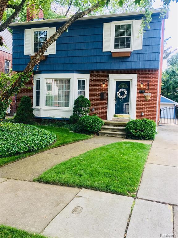 531 N Elizabeth Street, Dearborn, MI 48128 (#219055628) :: RE/MAX Nexus