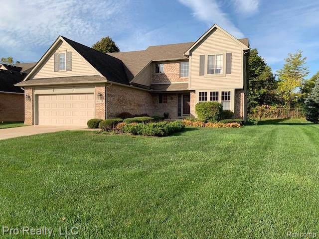 36196 Fairway Drive, Livonia, MI 48152 (#219066602) :: The Buckley Jolley Real Estate Team