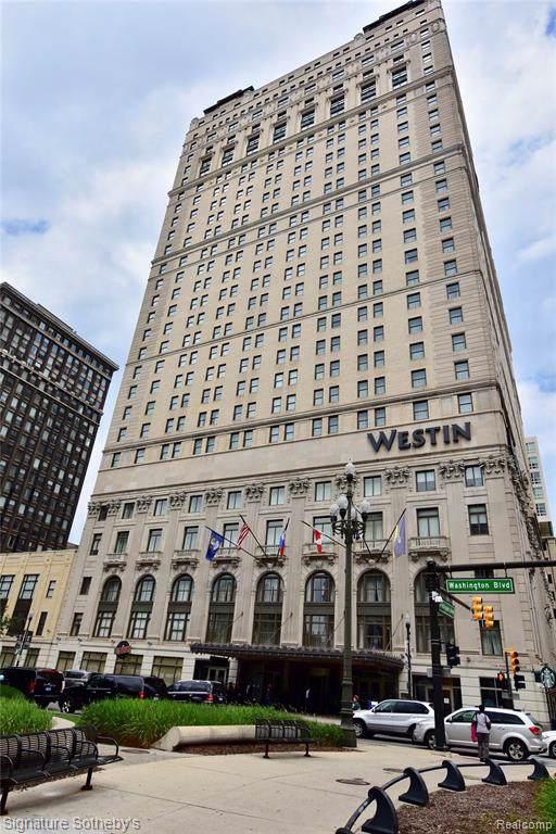 1135 Shelby St #2502, Detroit, MI 48226 (#219068053) :: The Alex Nugent Team | Real Estate One