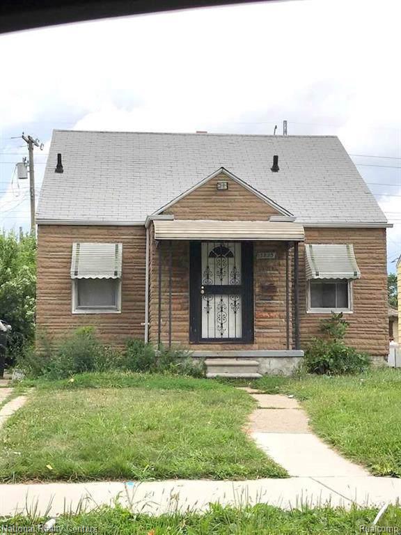 13825 Carlisle Street, Detroit, MI 48205 (#219076635) :: The Buckley Jolley Real Estate Team