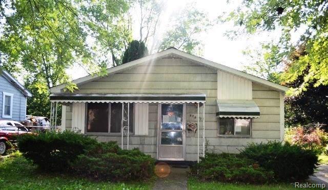 670 S Stirling Avenue, Pontiac, MI 48340 (#219082115) :: RE/MAX Classic