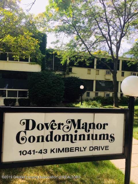 1041 Kimberly Drive #2, , MI 48912 (#630000239955) :: Alan Brown Group