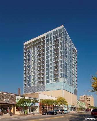 432 S Washington Avenue #1306, Royal Oak, MI 48067 (#219084982) :: The Alex Nugent Team | Real Estate One
