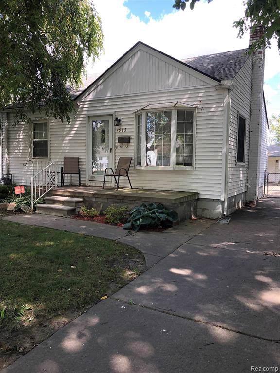 7985 Ziegler Street, Taylor, MI 48180 (#219086408) :: RE/MAX Nexus
