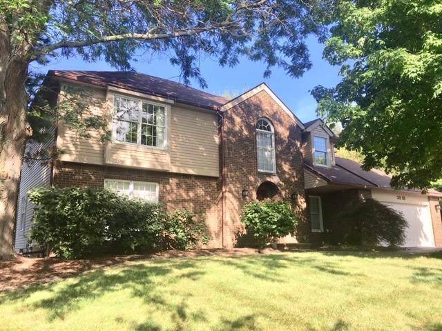 3688 Bradford Square Drive, Scio Twp, MI 48103 (#543268286) :: The Buckley Jolley Real Estate Team