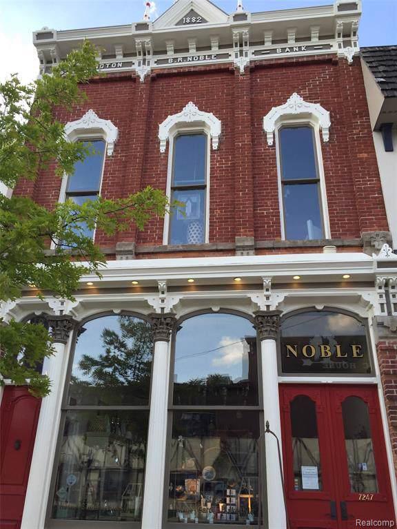 7247 Huron Avenue, Lexington Vlg, MI 48450 (#219087849) :: Novak & Associates