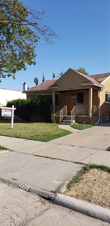 14911 Tireman Avenue, Dearborn, MI 48126 (#219088838) :: The Buckley Jolley Real Estate Team
