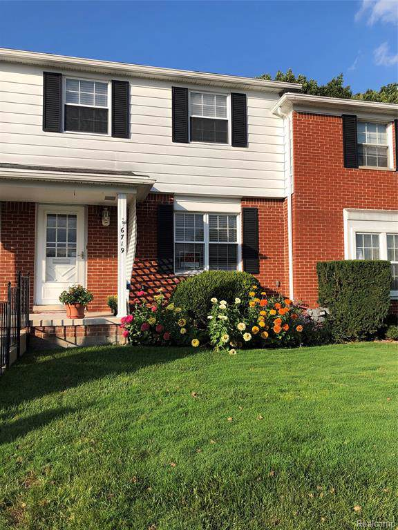6719 Andersonville Road #40, Independence Twp, MI 48346 (#219090027) :: The Buckley Jolley Real Estate Team