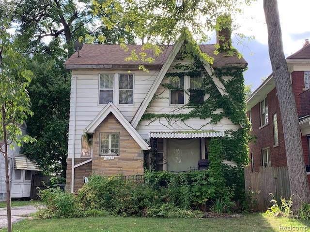 5045 Bedford Street, Detroit, MI 48224 (#219091219) :: RE/MAX Classic