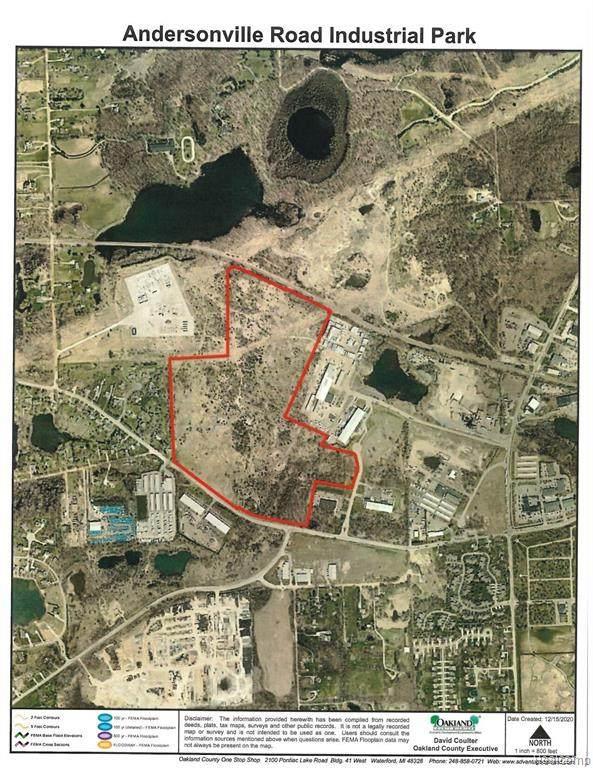 00 Andersonville Road, Springfield Twp, MI 48346 (#219093478) :: Duneske Real Estate Advisors