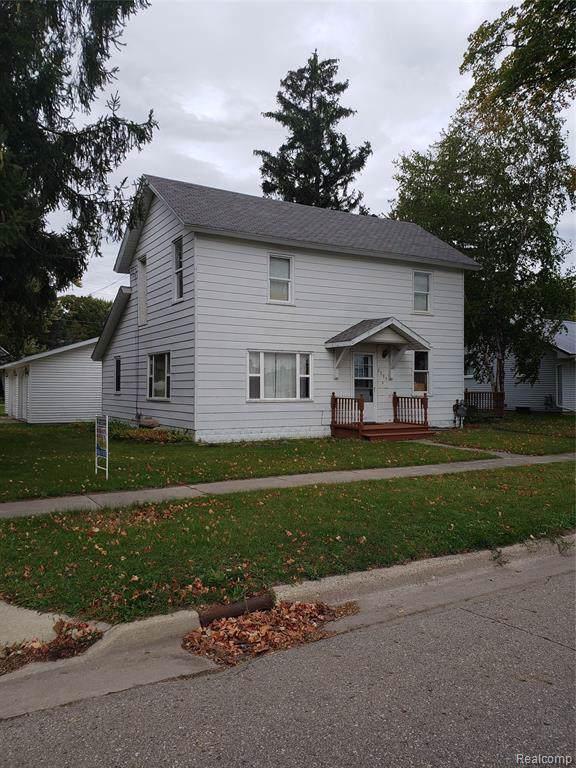 6457 Church Street, Cass City Vlg, MI 48726 (#219099584) :: Novak & Associates