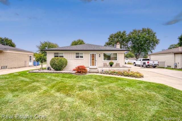 13848 Bernice Avenue, Warren, MI 48089 (#219100251) :: The Buckley Jolley Real Estate Team