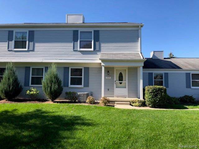 1432 Harbor Drive, Walled Lake, MI 48390 (#219100720) :: The Buckley Jolley Real Estate Team