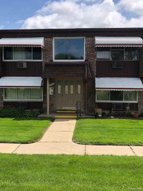 30201 Utica Rd 202A, Roseville, MI 48066 (#219103190) :: The Buckley Jolley Real Estate Team