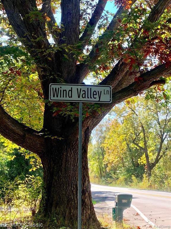 1230 Wind Valley, Highland Twp, MI 48357 (MLS #219105680) :: The John Wentworth Group