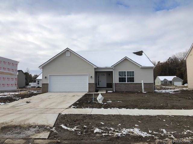2075 Monohan Drive, Frenchtown Twp, MI 48162 (#219114715) :: The Buckley Jolley Real Estate Team