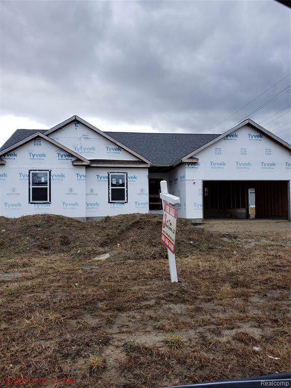 7812 Yorkshire, Almont Twp, MI 48003 (MLS #219123379) :: The Toth Team