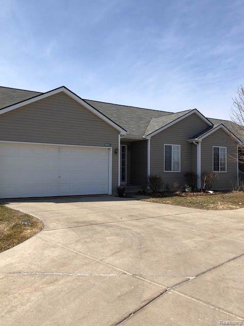 9315 Orchard Court, Richfield Twp, MI 48423 (#2200000384) :: The Buckley Jolley Real Estate Team