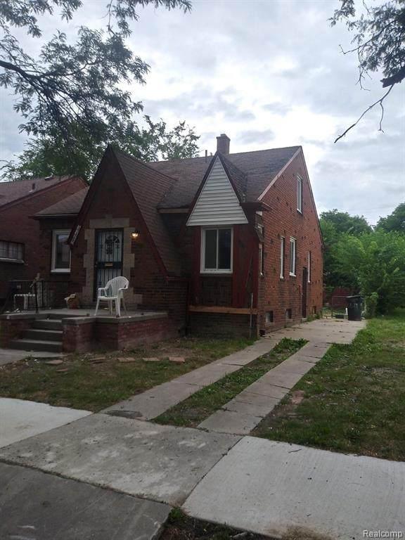 5510 Drexel Street, Detroit, MI 48213 (#2200001643) :: The Buckley Jolley Real Estate Team