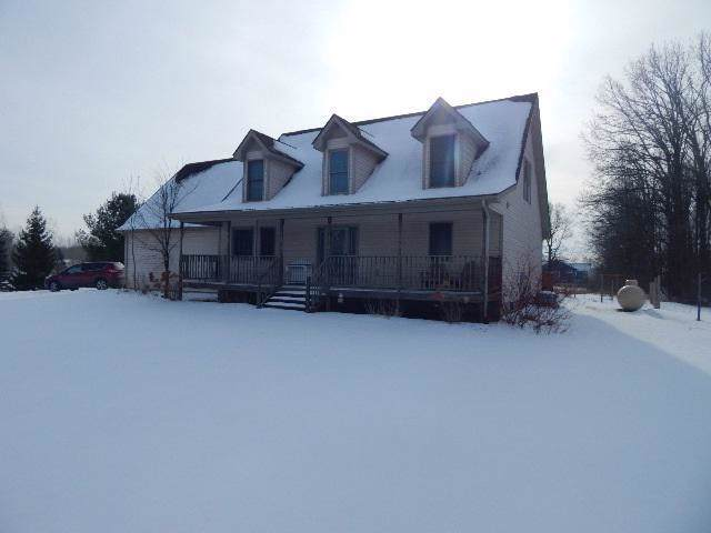 8250 Hough Rd, Almont Twp, MI 48003 (#58050004003) :: RE/MAX Nexus