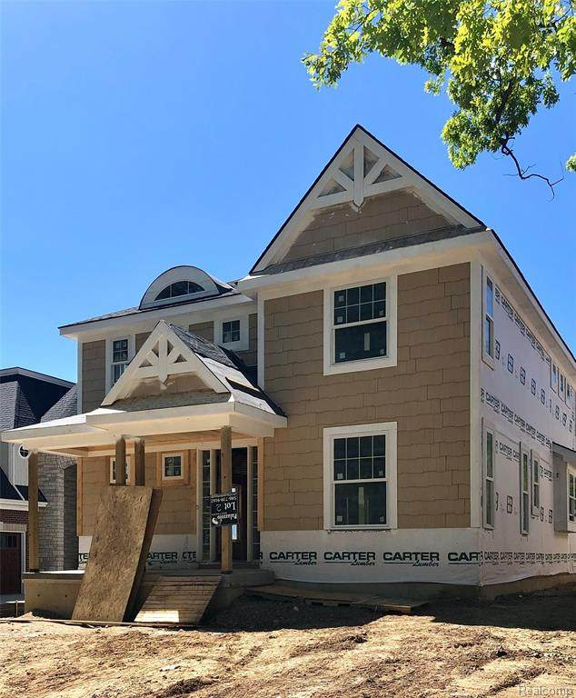 264 S Castell Avenue, Rochester, MI 48307 (#2200009498) :: GK Real Estate Team