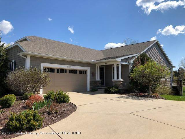 5157 E Hawk Hollow Drive, Bath Twp, MI 48808 (MLS #630000245410) :: The Toth Team