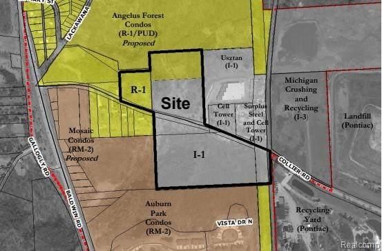 0 Collier Road, Auburn Hills, MI 48321 (#2200029439) :: Novak & Associates