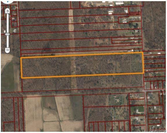 00000 Huron River Drive S, Romulus, MI 48174 (#2200036485) :: Novak & Associates