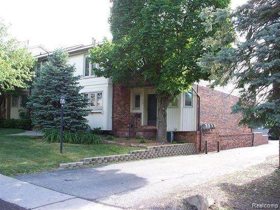 308 N Mill Street, Plymouth, MI 48170 (#2200043735) :: The Mulvihill Group