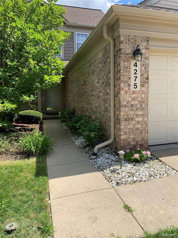 4275 Hunter Circle #151, Canton Twp, MI 48188 (#2200043852) :: RE/MAX Nexus