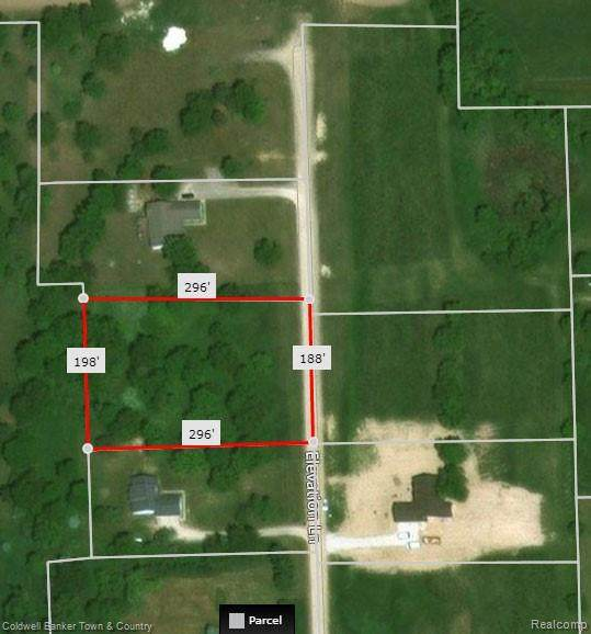 000 Elevation Lane, Oceola Twp, MI 48855 (MLS #2200048147) :: The John Wentworth Group
