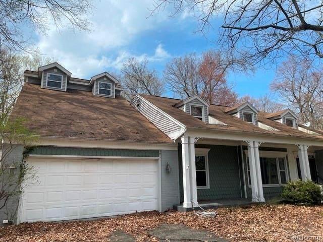 6327 Skyline Drive, East Lansing, MI 48823 (#2200057607) :: Duneske Real Estate Advisors