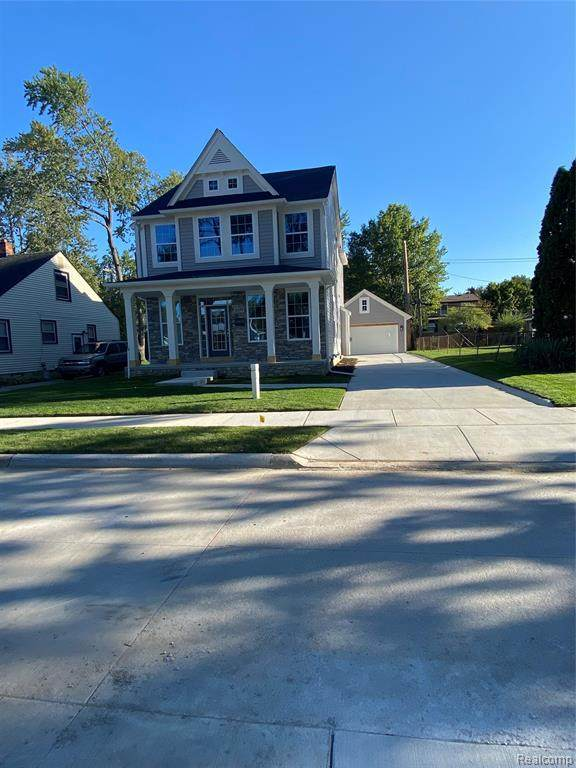 1699 Cambridge Avenue, Berkley, MI 48072 (#2200058119) :: Keller Williams West Bloomfield